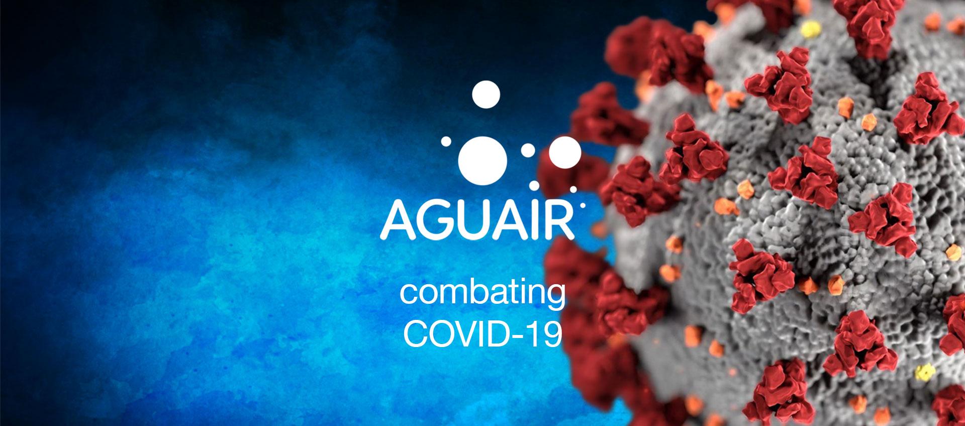 Aguair vs Covid-19