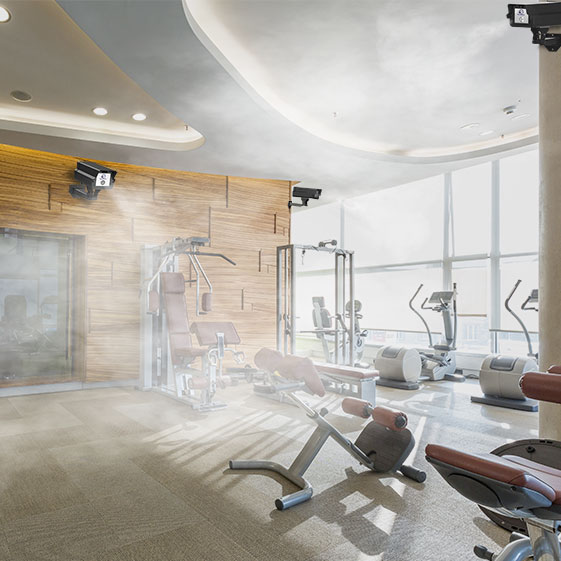 Aguatronics to sanitize gyms and studios