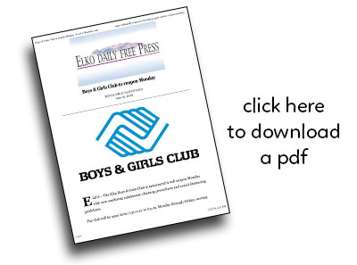 Download Elko, NV Boys & Girls Club article